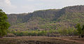 Hilly terrain of Bandhavgarh National Park Madhya Pradesh India.jpg