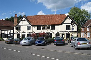 The Hinds Head - The Hinds Head, photographed in 2009