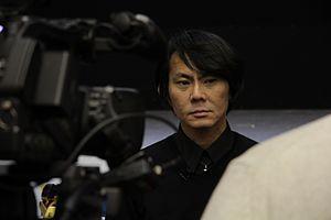Hiroshi Ishiguro - Ishiguro in 2011