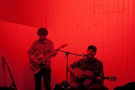 Hiss Golden Messenger live in 2011
