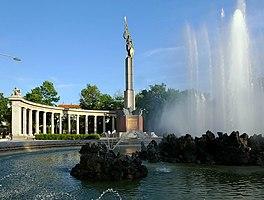 Soviet War Memorial (Vienna)