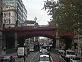 Holborn Viaduct Crossing Farringdon Street - geograph.org.uk - 601149.jpg