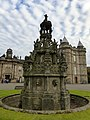 Holyrood Palace fountain (geograph 3774813).jpg