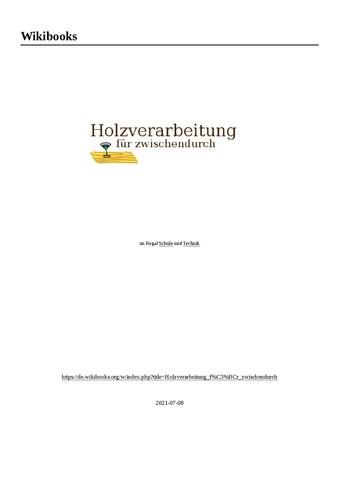 Datei:Holzverarbeitung fr zwischendurch.pdf – Wikibooks, Sammlung ...
