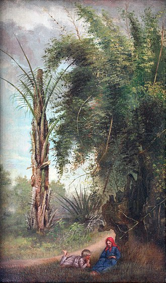 Walter Goodman - Home of the Bamboo.