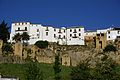 Homes about old city walls - Ronda Spain (18562316905).jpg