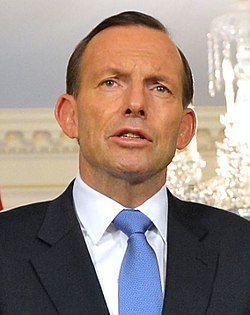 File photo of Tony Abbott in 2014. Image: US Department of State.
