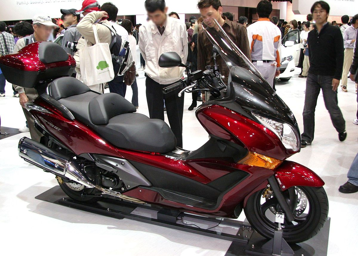 honda silver wing scooter wikipedia. Black Bedroom Furniture Sets. Home Design Ideas