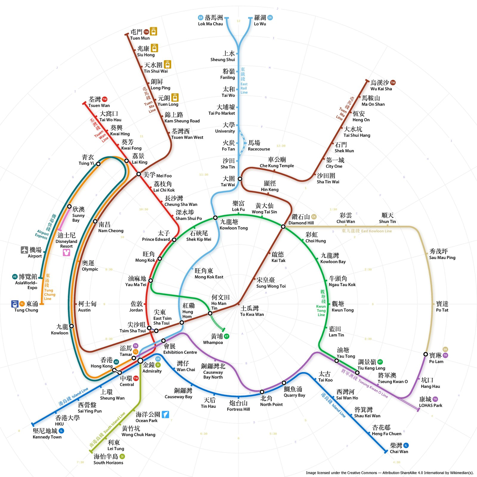 Hong Kong Railway Route Map ring.pdf