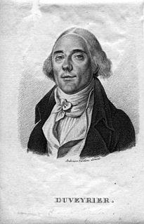 Honoré-Nicolas-Marie Duveyrier French politician and jurist