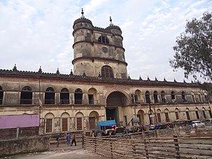 Hooghly Imambara - Image: Hooghly Imambara Facade