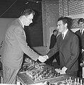 Hoogovenschaaktoernooi, winnaar de Rus Polugajevski, Bestanddeelnr 918-7320.jpg