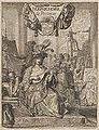 Hoogstraten - 1678 - Inleyding tot de hooge schoole der schilderkonst - UB Radboud Uni Nijmegen - 066106893 06 Terpsichore de Poeterse.jpg