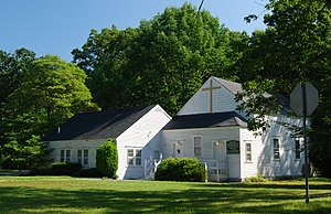 Hornbine Baptist Church - Image: Horbine Baptist Church