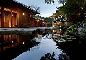 Hoshino Resorts - The Water Garden at Hoshinoya Kyoto
