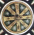 Hosios Loukas Crypt (east groin-vault) - cross.jpg
