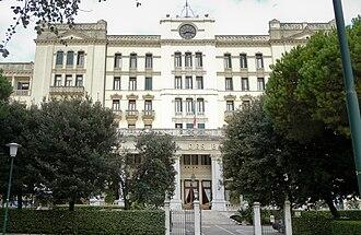 Lido di Venezia - Image: Hotel des Bains 01