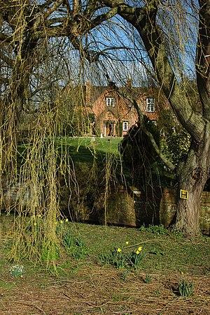English: House in Pamington House at Pamington...