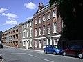 Houses in Jesus Lane - geograph.org.uk - 891132.jpg