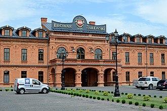 Hrubieszów - Browar Sulewski - local brewery