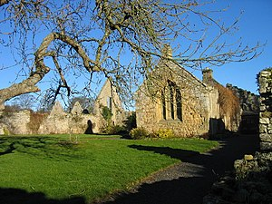 History of Northumberland - Hulne Priory