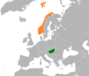 Hungary Norway Locator.png