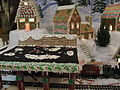 Hyatt Regency Reston gingerbread village with model trains.jpg