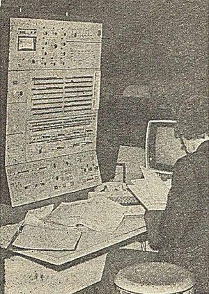 IBM System/360 Model 50 - Image: IBM 360 50, ZETO ZOWAR (I197703)