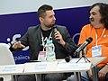 IForum 2018 110 Press conference 05 David Brown 1.jpg