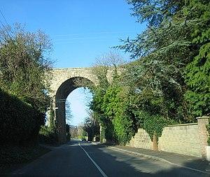 R116 road (Ireland) - R116 Cherrywood Road in Loughlinstown
