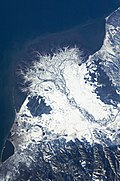 ISS-29 Snowfall on the Selenga River Delta, Russia.jpg