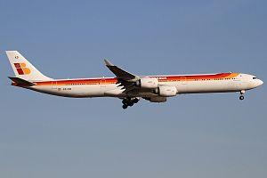 Iberia - Airbus A340-642.jpg