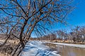 Ice on the Red River - Moorhead, Minnesota - Fargo, North Dakota (27189474327).jpg