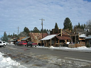 Idaho City, Idaho City in Idaho, United States