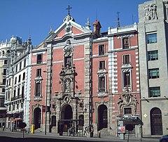Misterios y fantasmas de Madrid 240px-Iglesia_de_San_Jos%C3%A9_%28Madrid%29_01