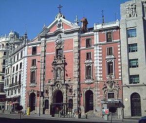 Church of San José (Madrid) - Image: Iglesia de San José (Madrid) 01