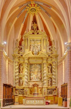 Calatayud - Church of San Pedro de los Francos, Calatayud.