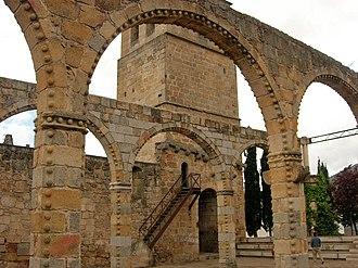 Cebreros - Image: Iglesia del s.XVI en Cebreros (Ávila)