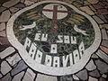 Igreja de Nossa Senhora de Lourdes em Porto Alegre, Brasil 000 Eu sou o pão da vida.JPG