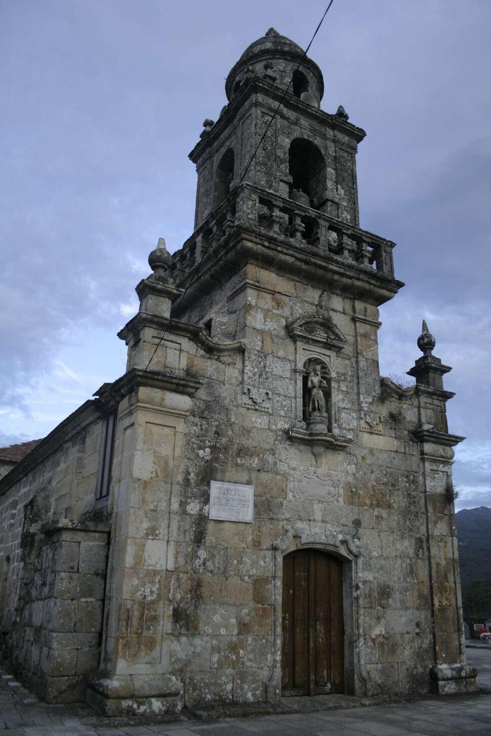 Igrexa de San Xoán de Crespos