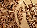 Ile Tibérine, plan de Rome de Paul Bigot, université de Caen MRSH.JPG