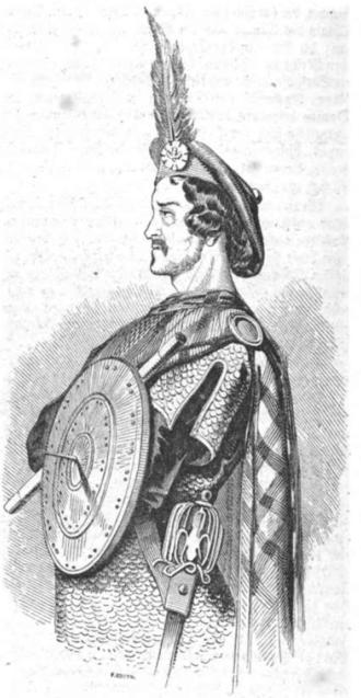 William Macready - Macready playing 'Macbeth'