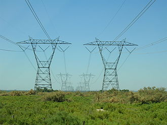 Nonbuilding structure - Transmission towers