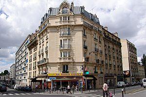 Tabac (shop) - A Tabac at Rue Daviel, Paris
