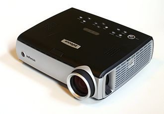 Digital Light Processing - The InFocus IN34, a DLP projector