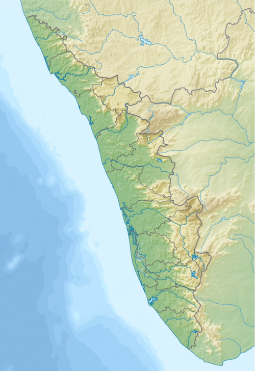 Zamorin of Calicut is located in Kerala