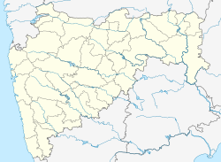 Amravati district is located in Maharashtra