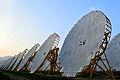 India One Solar Thermal Power Plant - India - Brahma Kumaris 15.jpg
