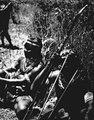 Indian med prydnader. Rio Pilcomayo, Gran Chaco. Bolivia - SMVK - 004633.tif