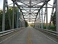 Indiana State Road 42 Bridge over Eel River, interior looking eastward.jpg